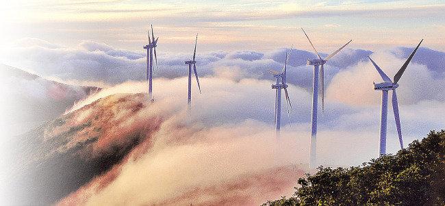 신재생에너지로 에너지 자립 혁명