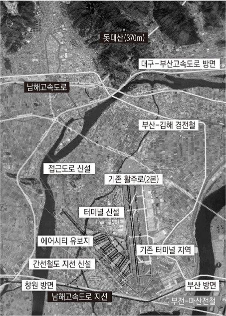 인천공항 잇는 '국가 관문' 생산유발 9조3000억