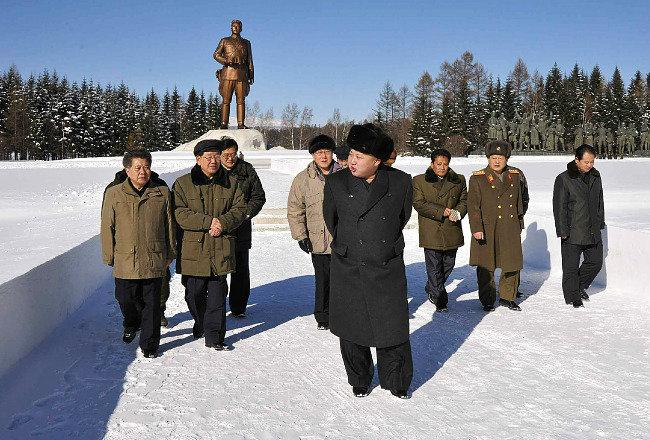 北 빨치산 혁명 가문의 추락