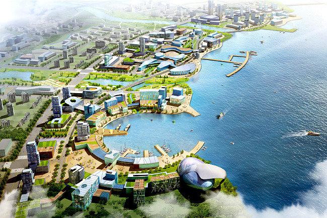 미래산업, 관광허브에서  글로벌 랜드마크까지