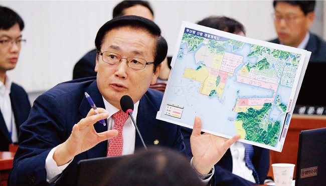 친환경 선박지원법 발의  김성찬 새누리당 의원