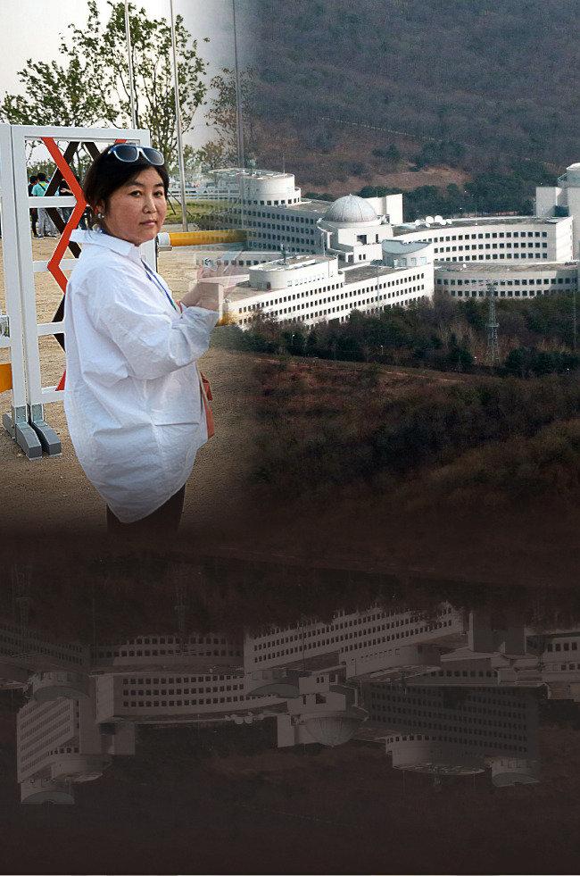 """崔그룹, '뻣뻣한' 남재준 경질  """"내가 류길재 장관 만들었다""""<정호성>"""