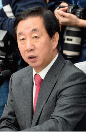 '최순실 국조특위' 위원장 김성태 새누리당 의원