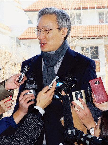 박 대통령 탄핵심판 주심  강일원 헌법재판소 재판관