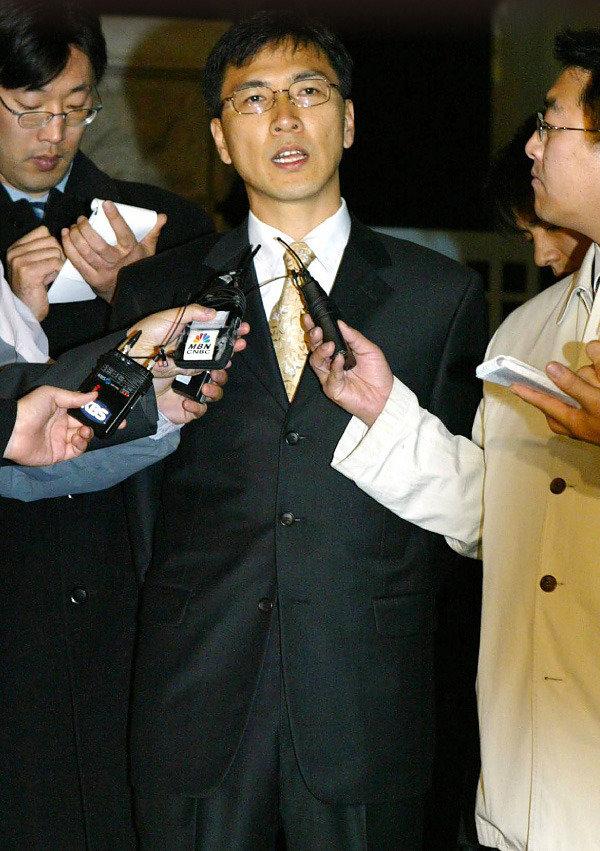 """""""'15억 차떼기' 불법자금 받고 '대통령 탄핵' 앞장"""""""