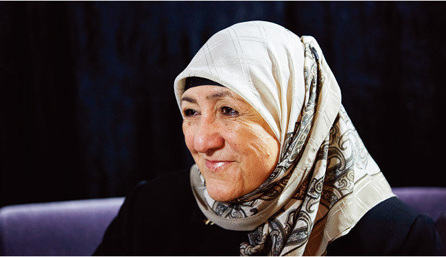 사키나 야쿠비 '아프간학습연구소' 설립자