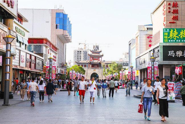 중국판 할리우드 꿈꾸는 아라비아 후예들