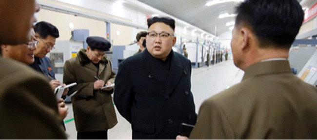 """""""김정남도 '서기실 실력자'들이 김정은 설득해 암살"""""""