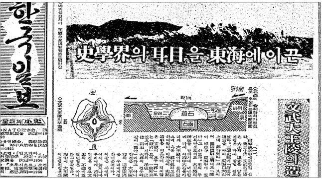 문무왕 수중릉은 실재인가 신화인가?
