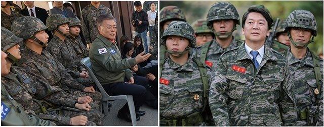 외교·안보·통일정책 노무현 사람들(文) vs DJ 외교책사(安) 맞대결
