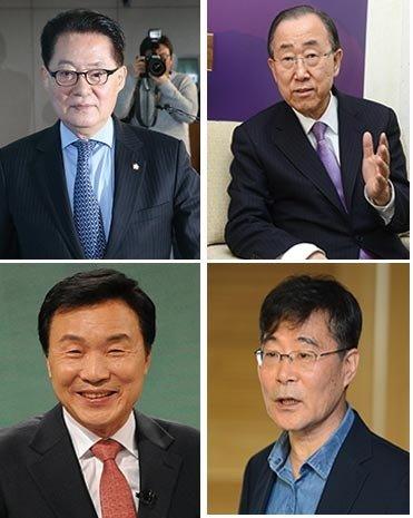 안철수 섀도 캐비닛 '흑묘백묘(黑猫白猫)'…  대탕평 인사로 '오픈 캐비닛' 구성