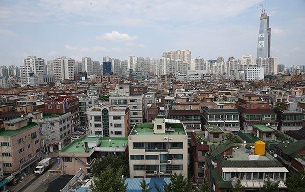 '억척파'는 다가구·다세대주택 '공주파'는 아파트 임대