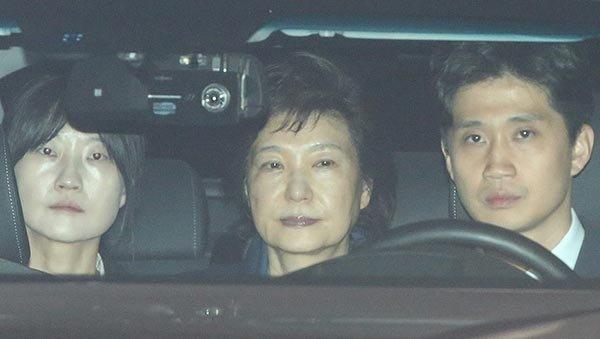보수의 몰락 '수구특권 박근혜' 옹호하다 보수정치권 함께 침몰