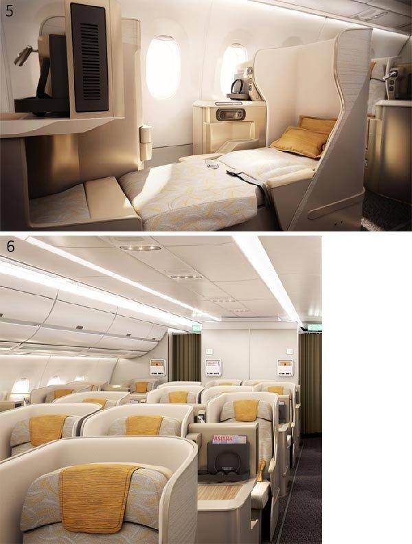 꿈의 항공기 아시아나 A350