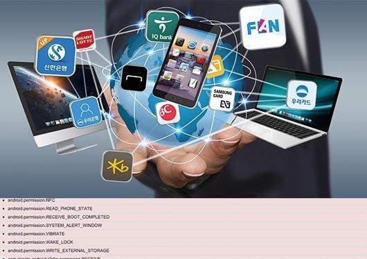 편리한 모바일 결제?  연락처, 문자, 개인정보 마구잡이 수집