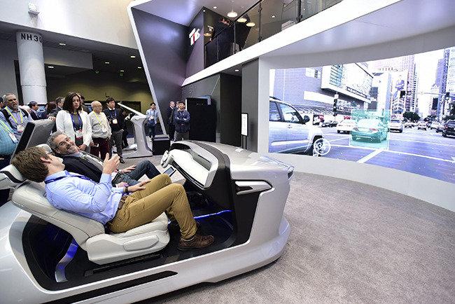 현대모비스 | 자율주행기술에 사활 걸고  미래차 시대 선도