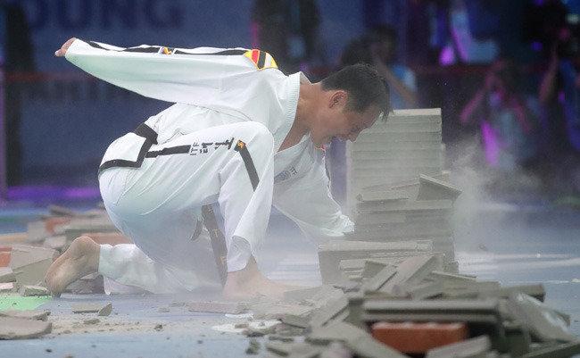 韓민족, 태권도로 합체?