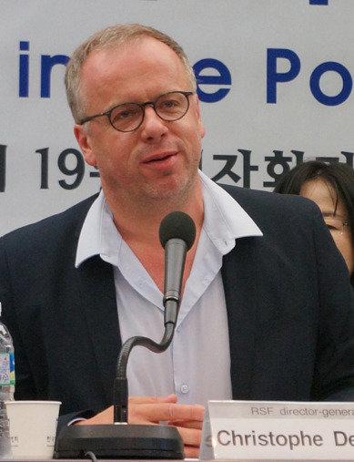 """""""한국은 언론자유 수호·확산 앞장설 의무 있다"""""""
