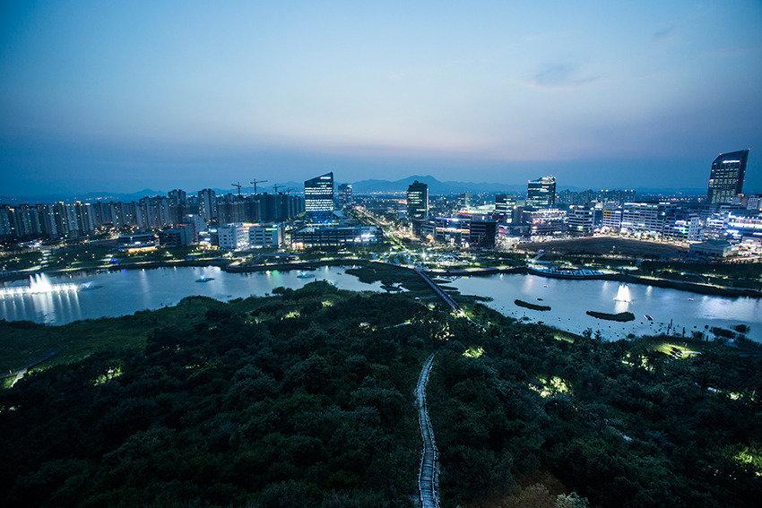 羅州 약속된 미래 빛가람혁신도시