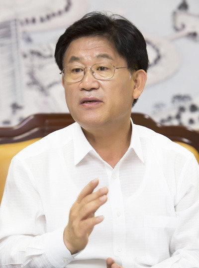 """강인규 나주시장 """"나주가  한전공대  최적지"""""""