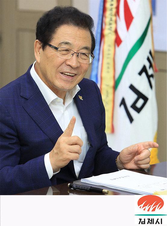 """이건식 김제시장  """"성장시대 김제는  지금부터 시작"""""""