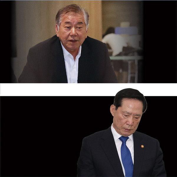'문재인-문정인 한마음' 고백 '아마추어리즘 극치'