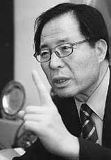 """권영길 민주노동당 대표 """"민노당은 유일한 정책정당"""""""