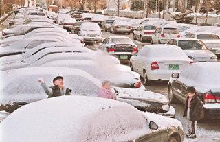 겨울엔 연료탱크를 가득 채우자