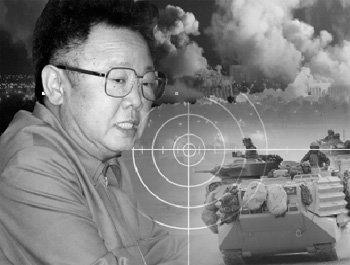 美, 경제제재로 숨통 조이며 김정일 백기 노린다