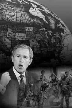 '제국'의 힘으로 '제4차 세계대전' 치른다
