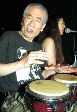 재즈 연주자 류복성의 파란만장 음악인생 45년