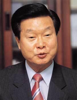 한화갑 민주당 전 대표