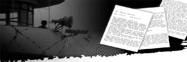 美 군사기밀 제공 혐의로 수감중인 로버트김의 옥중서신