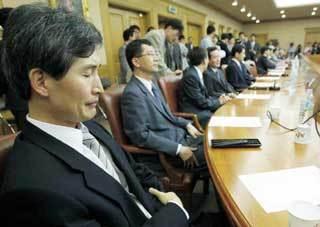 '대법관 제청 파문' 계기로 본 판사의 세계