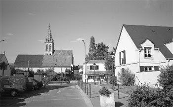 12세기교회 종소리 울리는21세기자립자족형 전원도시