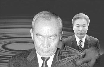 SK 비자금 주역 손길승·이영로·최도술 3각 커넥션