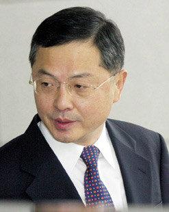 '대선자금 태풍의 눈'  안대희 대검 중수부장