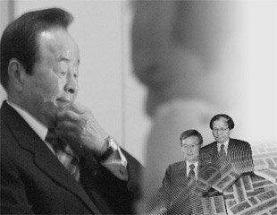 '安風' 재판 미공개 공판기록