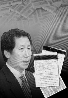 '김근태 의원 검찰진술서' 통해 본 불법 경선자금 실태