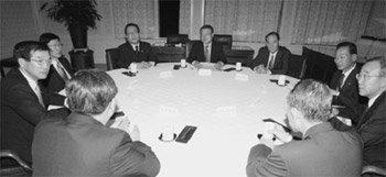 '新權府' NSC, 조정·통제 권한 막강한  '정보의 저수지'