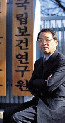 '전염병 사냥' 나선 초대 질병관리본부장 김문식