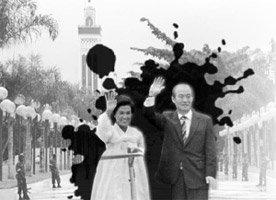 김정일, 1982년 아프리카 가봉에서 전두환 암살 노렸다