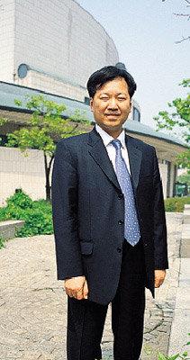예술의전당 신임 사장 김용배