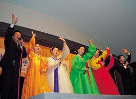 성황 이룬 평양예술단 첫 호주 공연