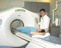 악성 폐암 조기진단은 저선량 CT로