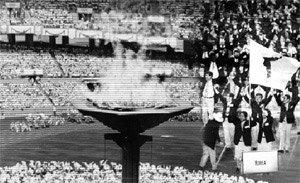 올림픽에 집착한 '가난한 민족주의'
