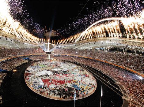 108년 만에 다시 열린 아테네올림픽