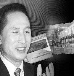 이명박 서울시장 관련 의혹 기업 '다스' 미스터리