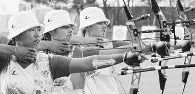 올림픽 6연패 神弓들이 수험생·취업 준비생에게 전하는 '특수 심리훈련법'