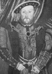 헨리 8세와 대영제국의 초석 런던城